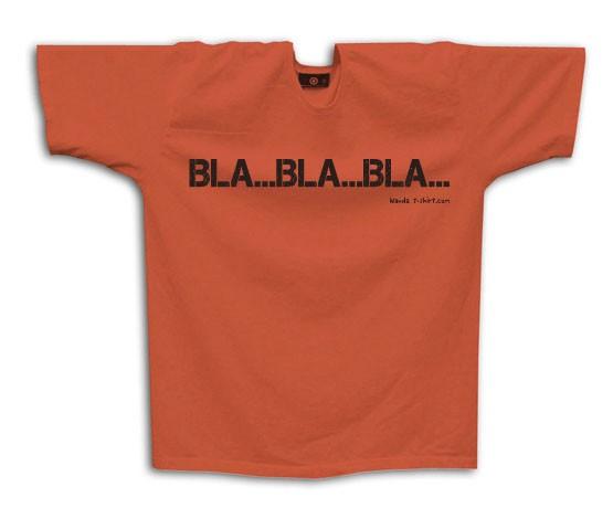 BLA-BLA-BLA carvassa