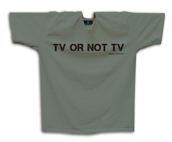 TV or not TV-caqui