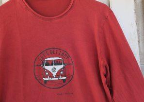 Let's Get Lost - Wanda T-Shirt