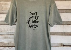 Don't worry bike happy - Made in Barcelona
