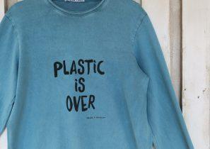 Plastic is over - Wanda t-shirt