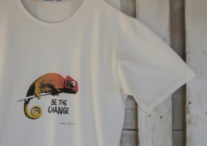 Be the change - Made in Barcelona