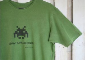 Invader - Made in Barcelona