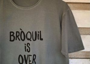Broquil is Over - Made in Barcelona