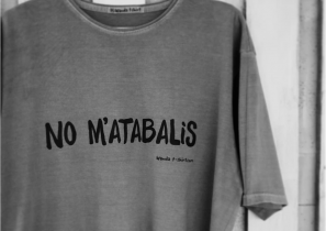 No m'atabalis - Made in Barcelona