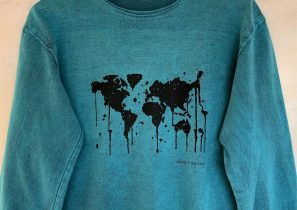 WORLD MAP - Made in Barcelona